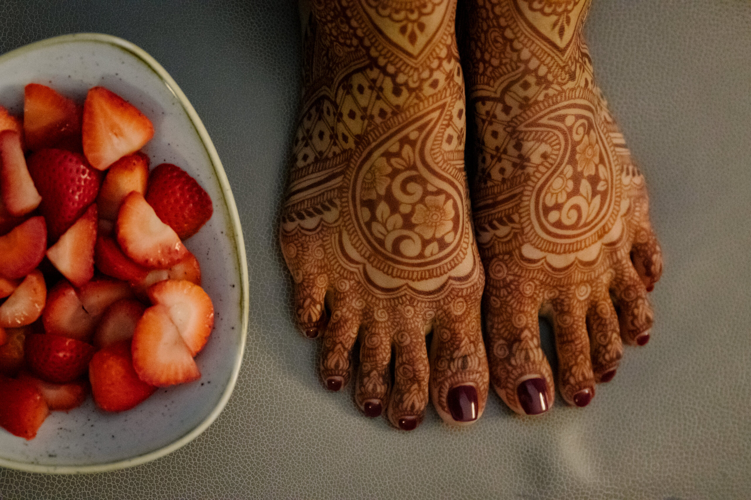 Ami + Amar Hindu Ceremony at the Hilton Waterfron Beach Resort